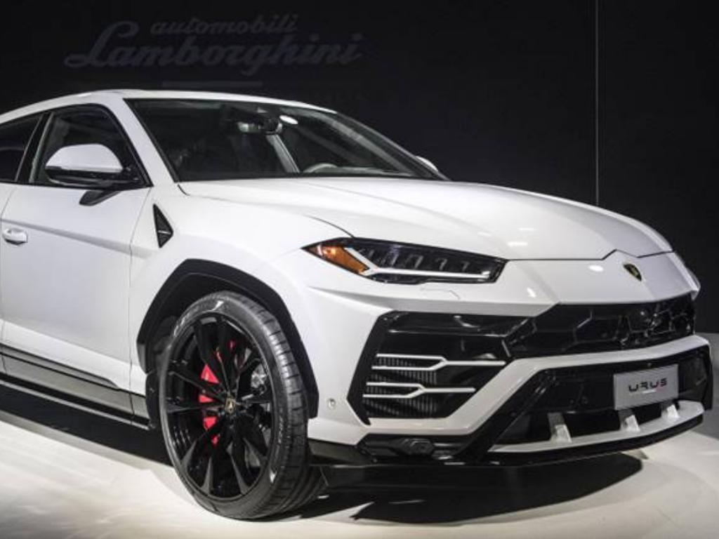 New Lamborghini Urus Super Suv Auto B2b Trade